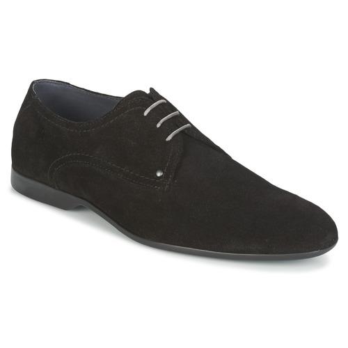 Shoes Men Derby Shoes Carlington EMILAN Black