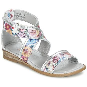 Shoes Girl Sandals Mod'8 JOYCE Multicolour