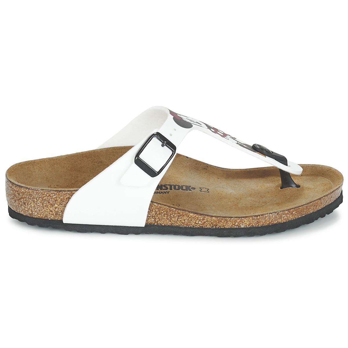 Birkenstock GIZEH Red Shoes Flip flops Child chic - steinfassaden.ch 87eedb7ae7