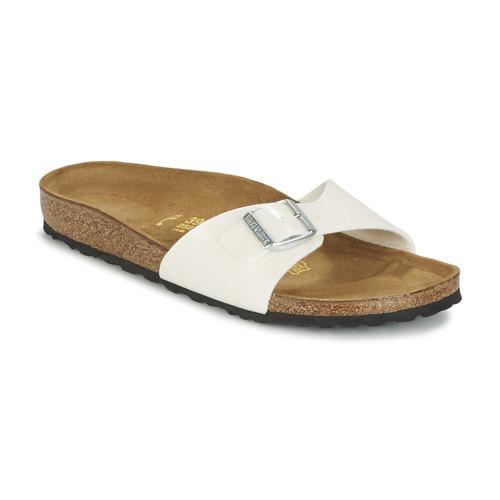 Shoes Women Mules Birkenstock MADRID White