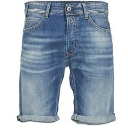 Clothing Men Shorts / Bermudas Replay SHORT 901 Blue / 009