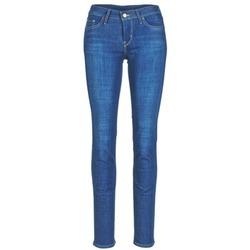 Clothing Women slim jeans Levi's 712 SLIM Bay / LAUREL / P7420