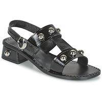 Shoes Women Sandals Sonia Rykiel SONIA BY - SLIPPI Black