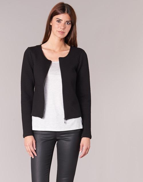 Clothing Women Jackets / Blazers Vila VINAJA Black