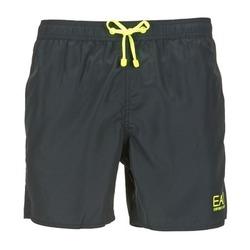 Clothing Men Trunks / Swim shorts Emporio Armani EA7 BOXER BEACHWEAR Black
