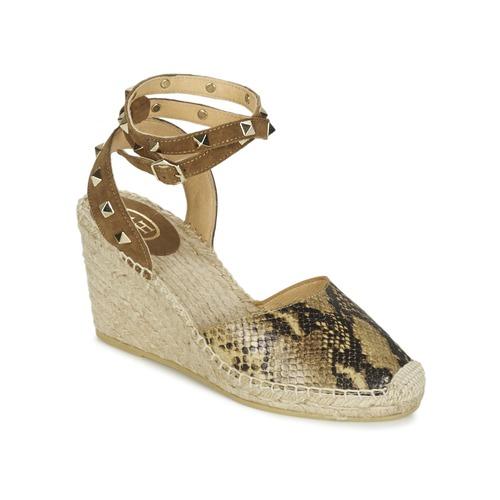 Shoes Women Sandals Ash WINONA Gold