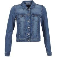 Clothing Women Denim jackets Only NEW WESTA Blue
