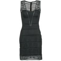 Clothing Women Short Dresses Morgan RHONE Black
