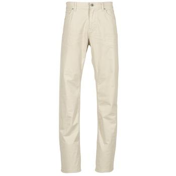 Clothing Men 5-pocket trousers Celio DOPRY Beige