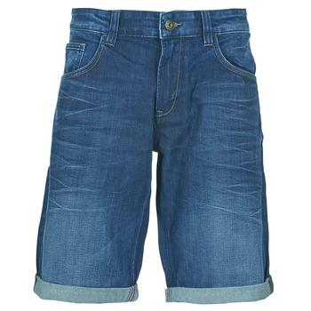 Clothing Men Shorts / Bermudas Celio DOVER Blue / Dark