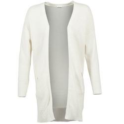 Clothing Women Jackets / Cardigans Noisy May BALE ECRU