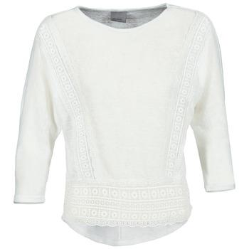 Clothing Women Long sleeved tee-shirts Vero Moda MYBELLA White