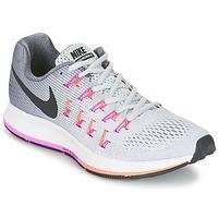 Shoes Women Running shoes Nike AIR ZOOM PEGASUS 33 W Grey / Pink