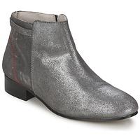 Shoes Women Mid boots Alba Moda FLONI Silver