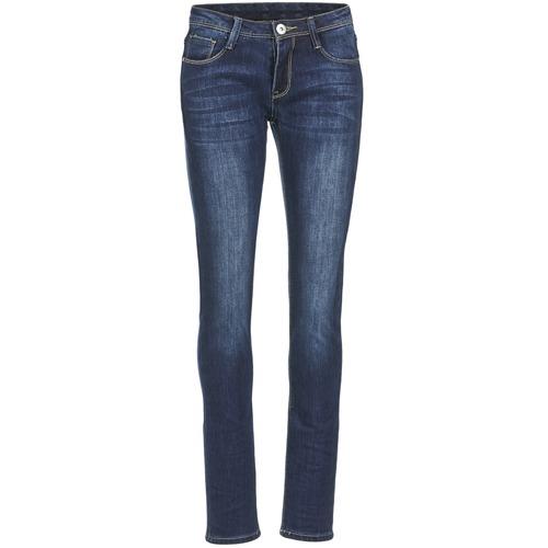 Clothing Women slim jeans Yurban IETOULETTE Blue / Medium