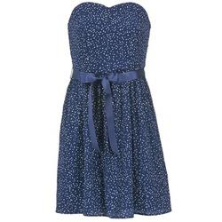 Clothing Women Short Dresses Morgan RPEPS MARINE