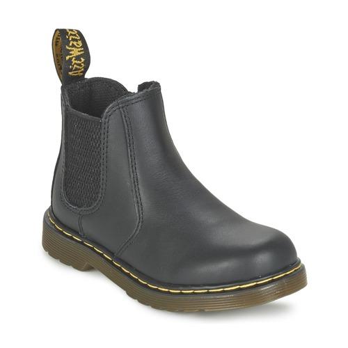 Shoes Children Mid boots Dr Martens SHENZI Black
