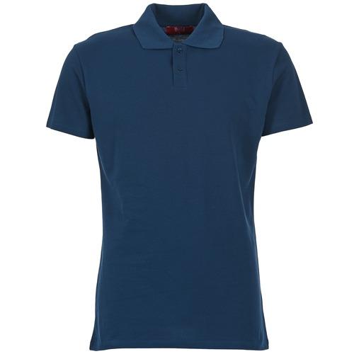 Clothing Men short-sleeved polo shirts BOTD EPOLARO Marine