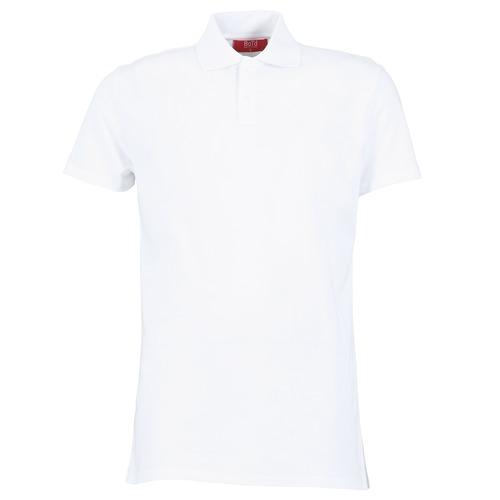 Clothing Men Short-sleeved polo shirts BOTD EPOLARO White