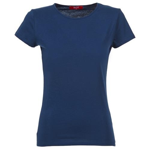 Clothing Women short-sleeved t-shirts BOTD EQUATILA Marine