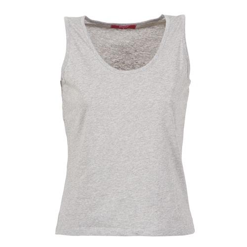 Clothing Women Tops / Sleeveless T-shirts BOTD EDEBALA Grey