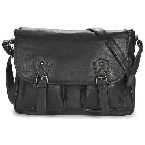 Bags Men Messenger bags Casual Attitude NUDILE Black