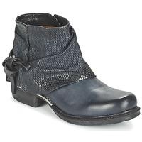 Shoes Women Mid boots Airstep / A.S.98 SAINT LI Blue