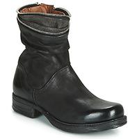 Shoes Women Mid boots Airstep / A.S.98 SAINT LA Black
