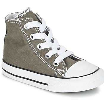 Shoes Children Hi top trainers Converse CHUCK TAYLOR ALL STAR CORE HI Grey
