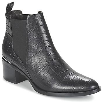 Shoes Women Ankle boots JB Martin EPOQUE Black
