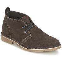 Shoes Men Mid boots Jack & Jones GOBI SUEDE DESERT BOOT Brown