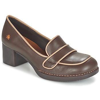 Shoes Women Heels Art BRISTOL Brown