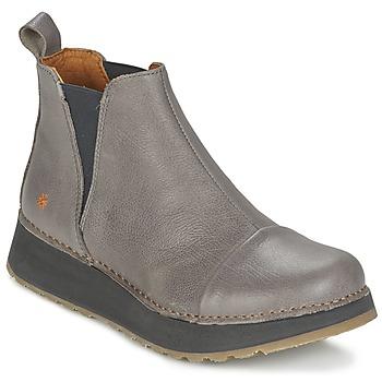 Shoes Women Mid boots Art HEATHROW Grey