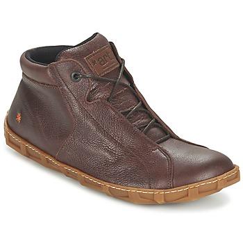 Shoes Men Mid boots Art MELBOURNE Brown