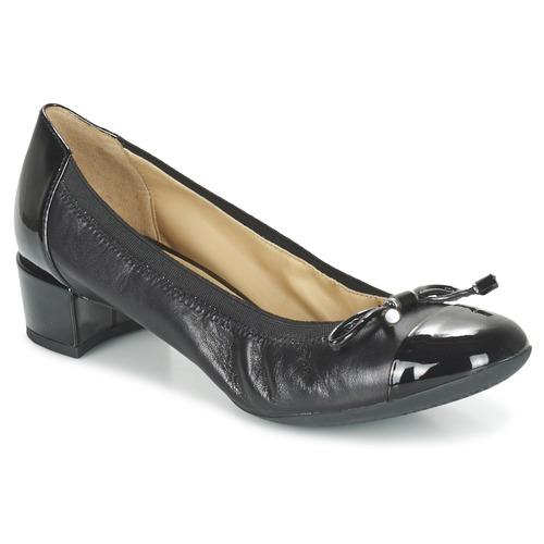 Shoes Women Heels Geox CAREY A Black
