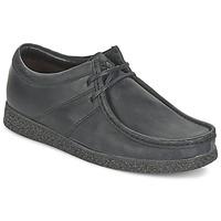 Shoes Men Derby Shoes Base London LEGACY Black