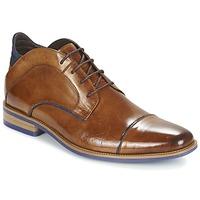 Shoes Men Mid boots Kdopa CESAR Brown