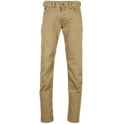 Clothing Men straight jeans Kaporal BROZ CAMEL
