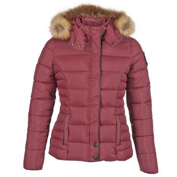 Clothing Women Duffel coats Kaporal MINKA BORDEAUX