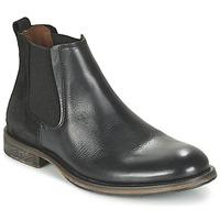 Shoes Men Mid boots Bunker BEAT Black