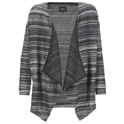Clothing Women Jackets / Cardigans Pepe jeans NURIAS Grey