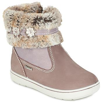 Shoes Girl Mid boots Primigi MARINA-E Pink