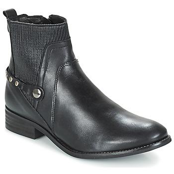 Shoes Women Mid boots Regard ROSARA Black