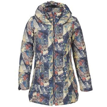 Clothing Women Duffel coats Smash BOMBON Multicoloured