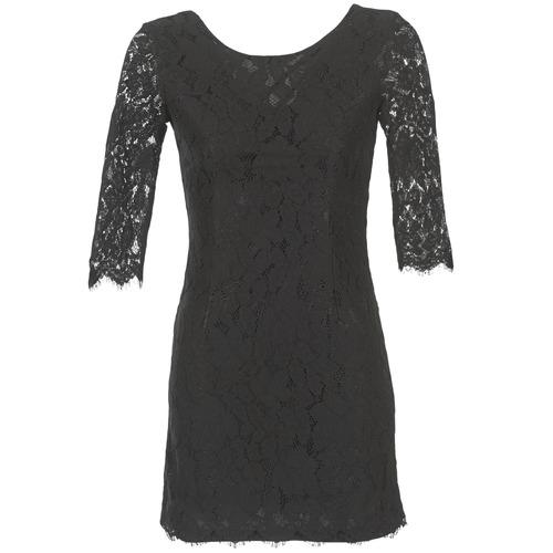 Clothing Women Short Dresses Betty London FLIZINE Black