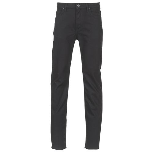 Clothing Men slim jeans Lee RIDER Black