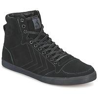 Shoes Hi top trainers Hummel TEN STAR TONAL HIGH Black