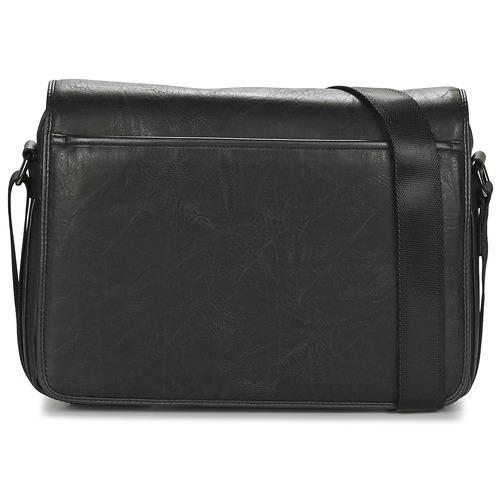 Bags Men Messenger bags Casual Attitude FILOU Black