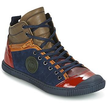 Shoes Women Hi top trainers Pataugas BANJOU/MC Multicoloured