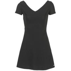Clothing Women Short Dresses Les P'tites Bombes GRANADU Black